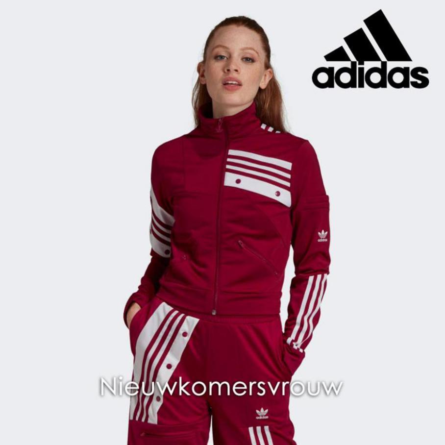 Nieuwkomersvrouw . Adidas (2020-11-23-2020-11-23)