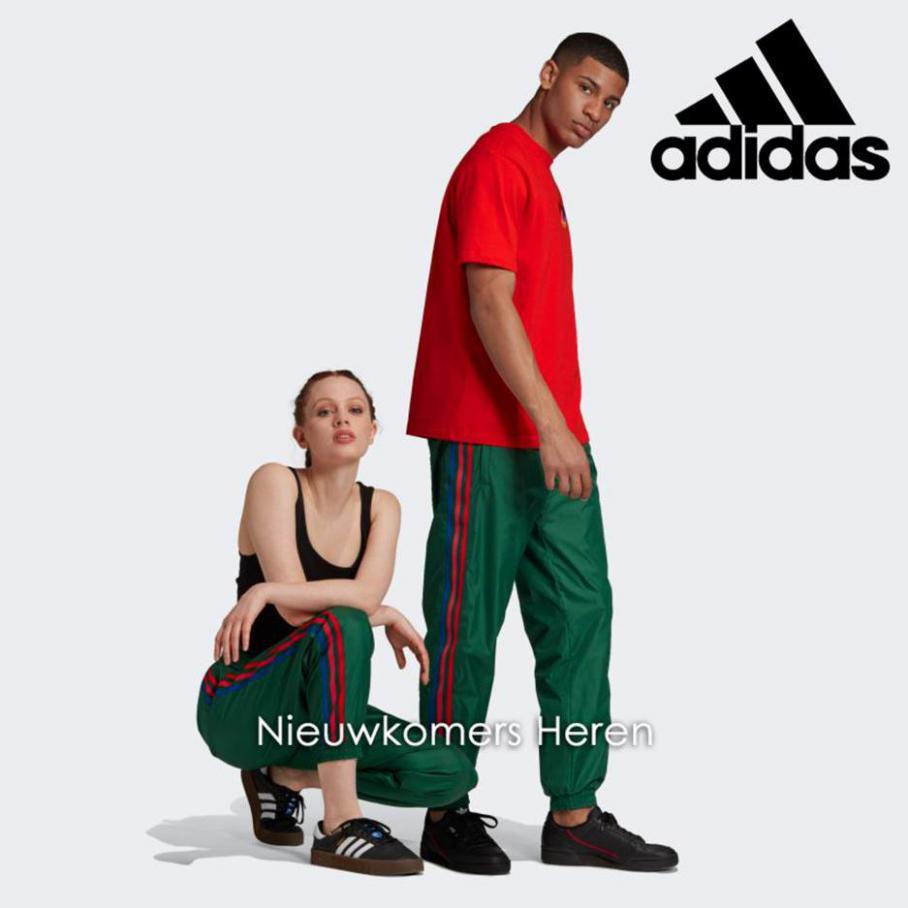 Nieuwkomers Heren . Adidas (2020-11-23-2020-11-23)