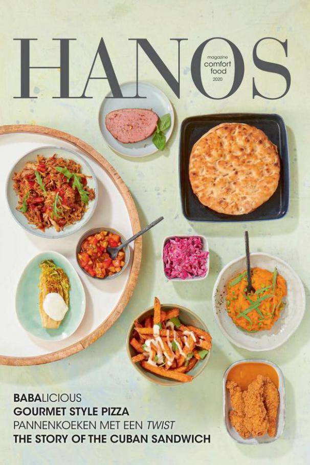 Comfort food Magazine . HANOS (2020-09-27-2020-09-27)