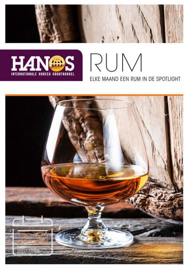 Rum van de maand - 2020 . HANOS (2020-12-31-2020-12-31)