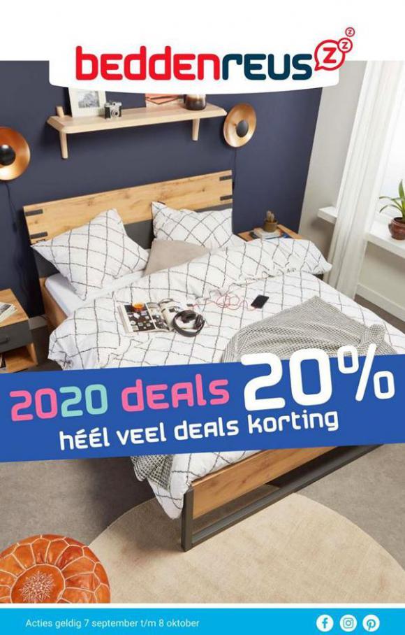 Deals Magazine . Beddenreus (2020-10-08-2020-10-08)