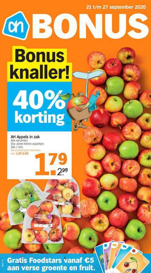 Folder Week 39 . Albert Heijn (2020-09-27-2020-09-27)