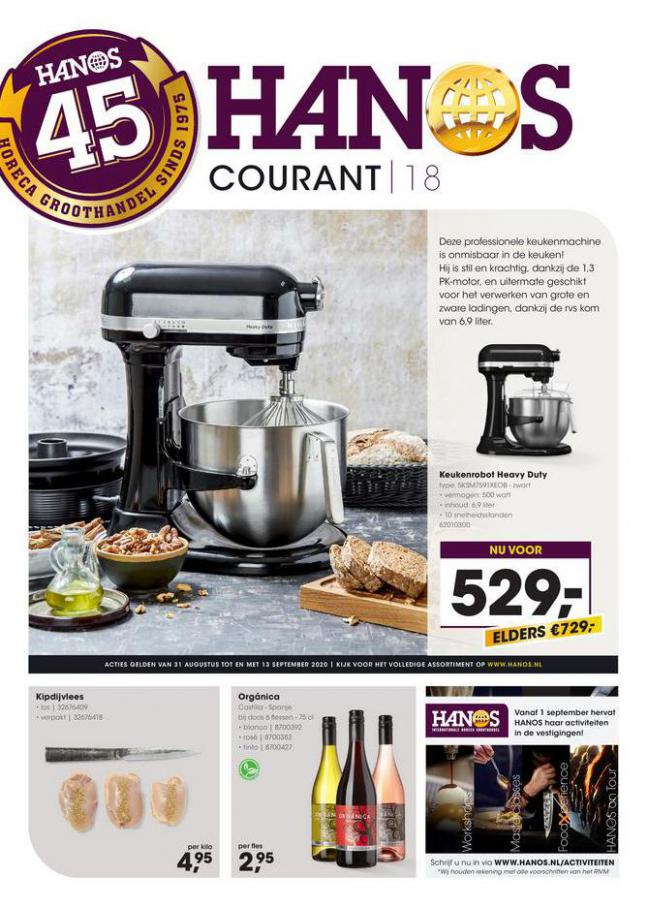 HANOS Courant 18 . HANOS (2020-09-13-2020-09-13)