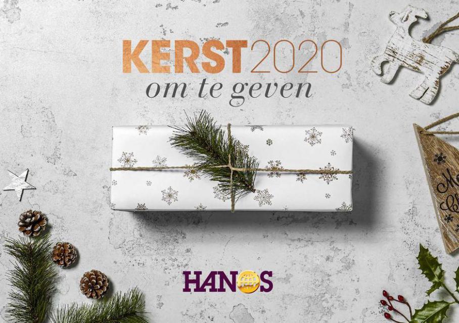 HANOS kerstpakketten 2020 . HANOS (2020-12-31-2020-12-31)