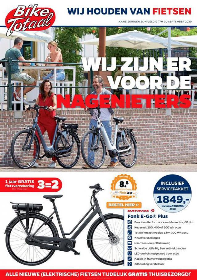 Folder Aanbiedingen  . Bike Totaal (2020-09-30-2020-09-30)