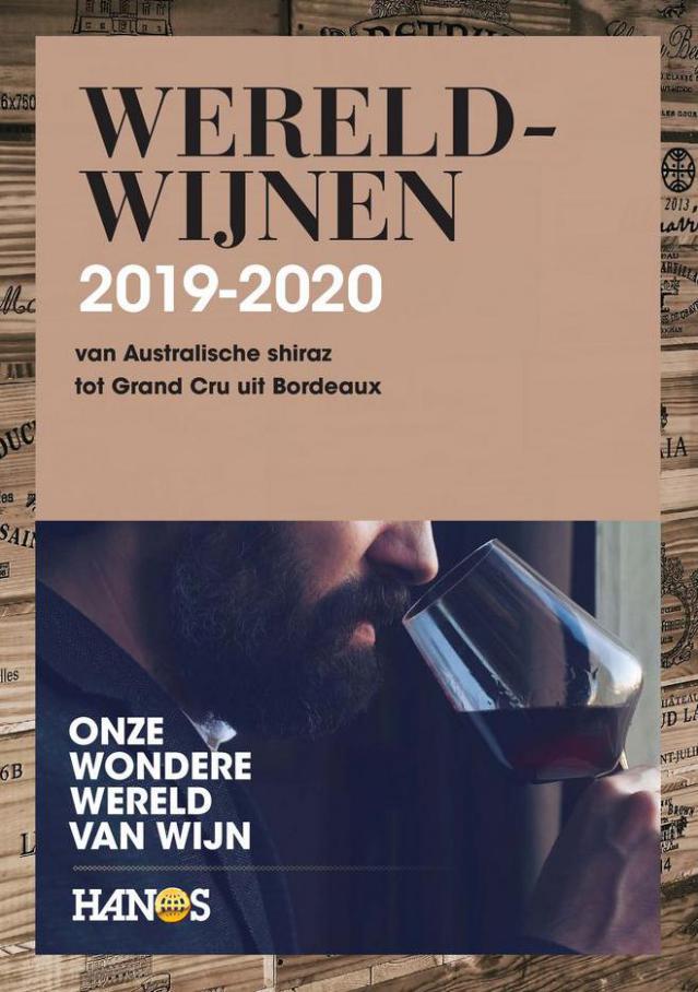 Wereldwijnen 2019-2020 . HANOS (2020-12-31-2020-12-31)