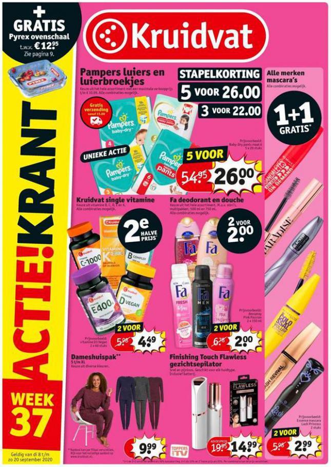 Folder Week 37-38 . Kruidvat (2020-09-20-2020-09-20)