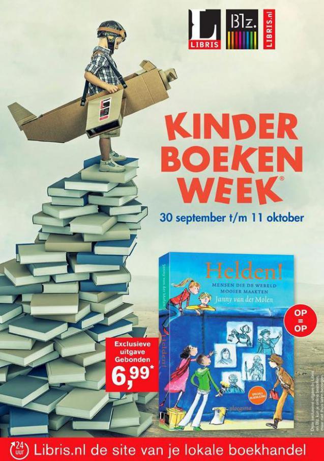 Kinder Boeken Week . Blz. (2020-10-11-2020-10-11)