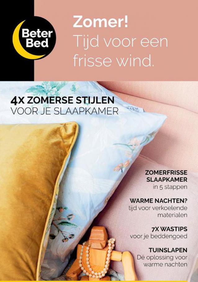 Folder Aanbiedingen  . Beter Bed (2020-09-30-2020-09-30)
