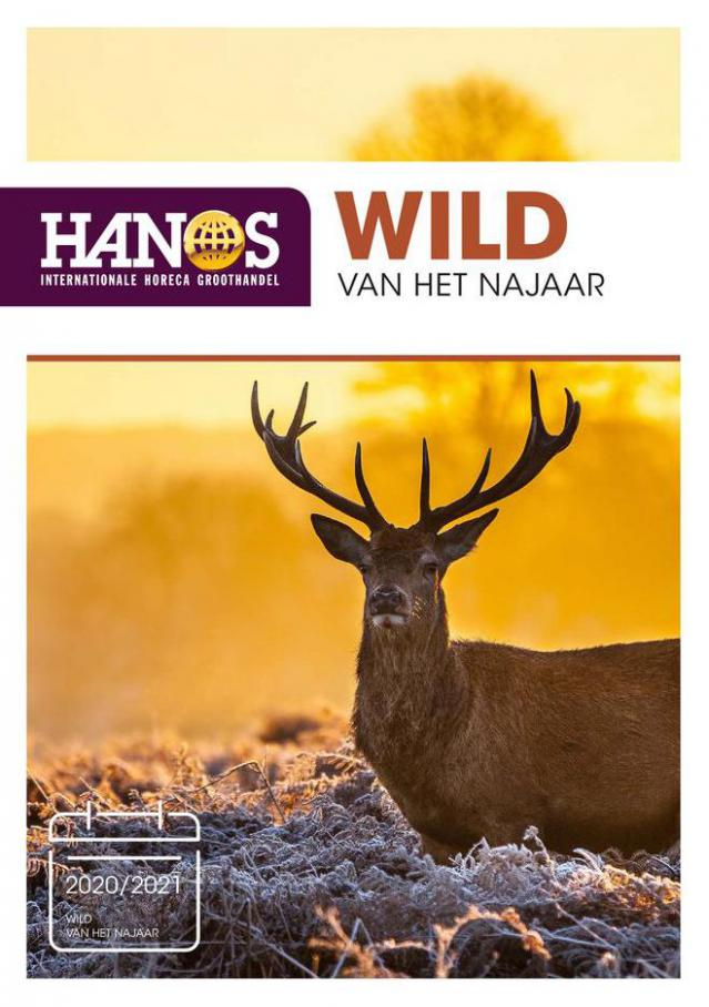 Wild assortiment 2020/2021 . HANOS (2021-08-31-2021-08-31)