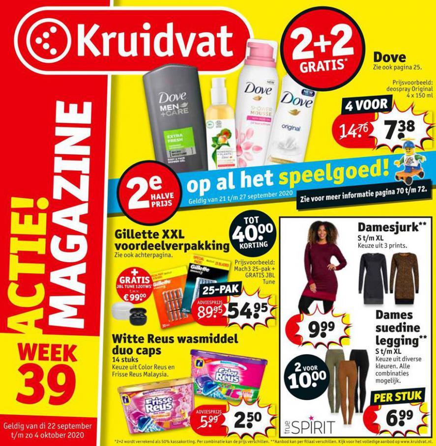 Folder Week 39-40 . Kruidvat (2020-10-04-2020-10-04)