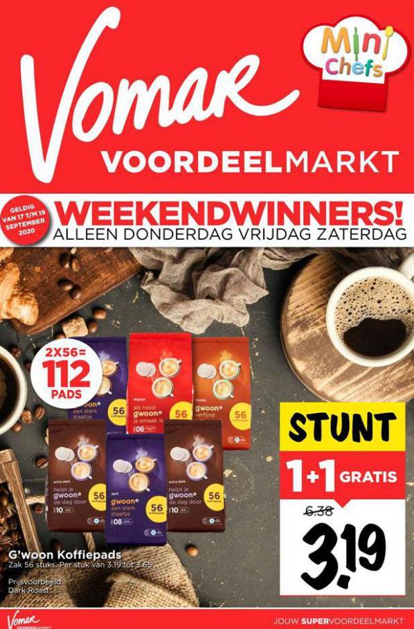 Weekend Folder . Vomar (2020-09-19-2020-09-19)