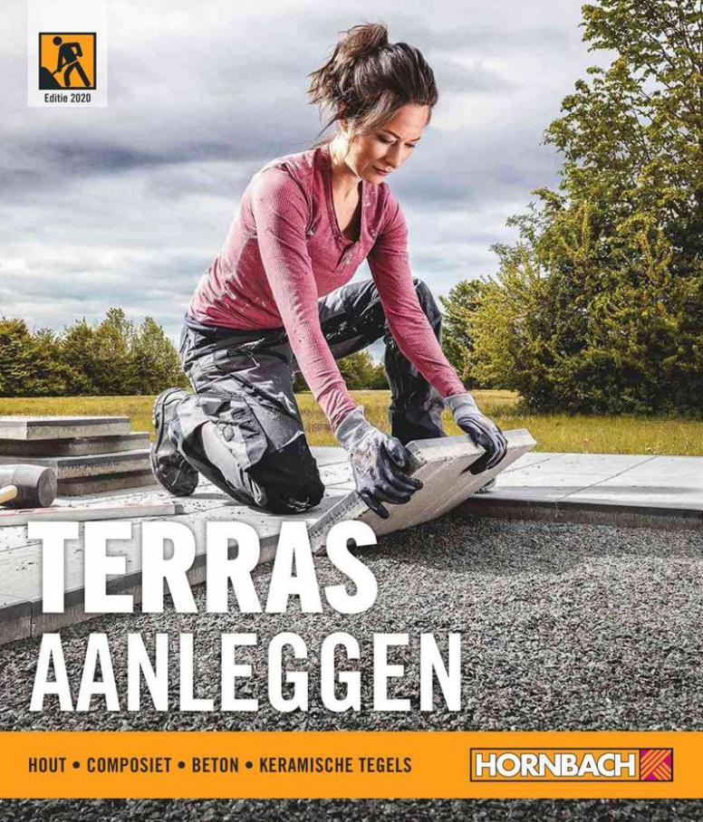 Terras Aanleggen . Hornbach (2020-12-31-2020-12-31)