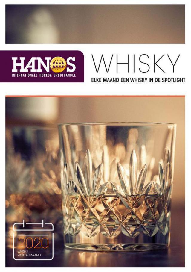 Whisky van de maand - 2020 . HANOS (2020-12-31-2020-12-31)