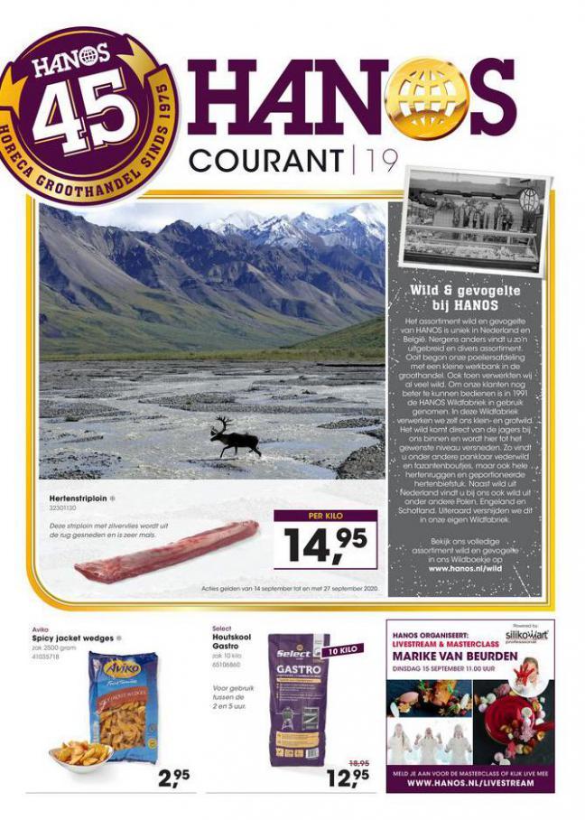 HANOS Courant 19 . HANOS (2020-09-27-2020-09-27)