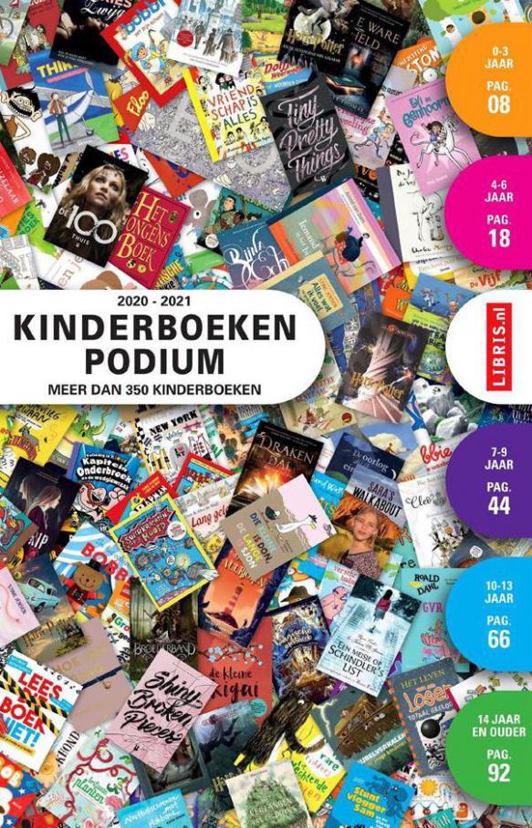 Kinderboeken Podium . Blz. (2020-10-11-2020-10-11)