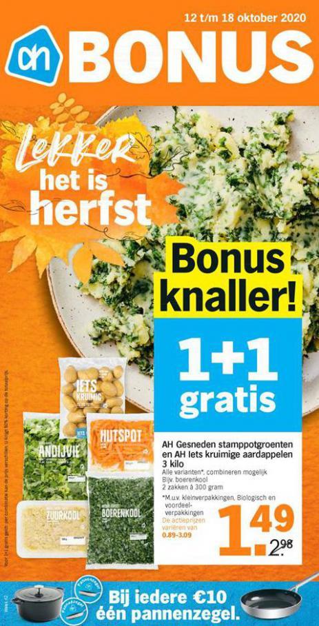 Folder Week 42 . Albert Heijn (2020-10-18-2020-10-18)