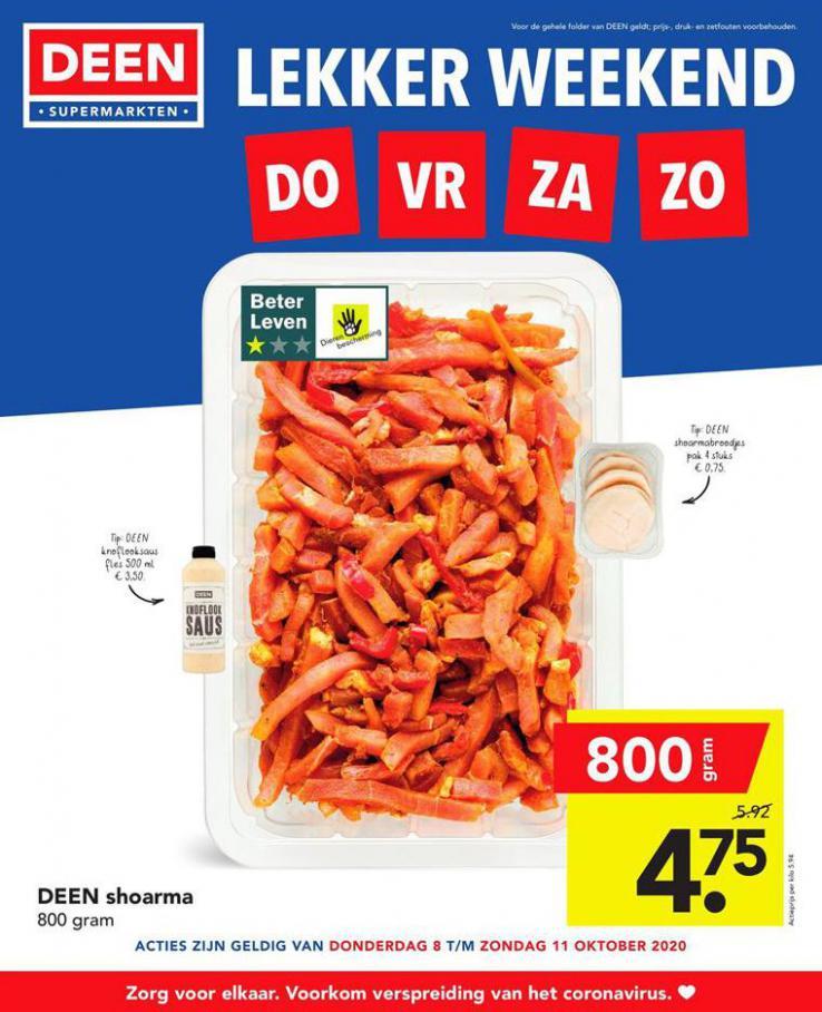 Weekend Folder . Deen (2020-10-11-2020-10-11)