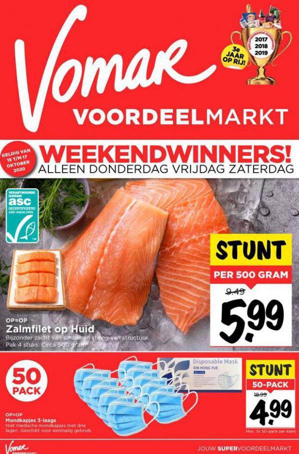 Weekend Folder . Vomar (2020-10-17-2020-10-17)