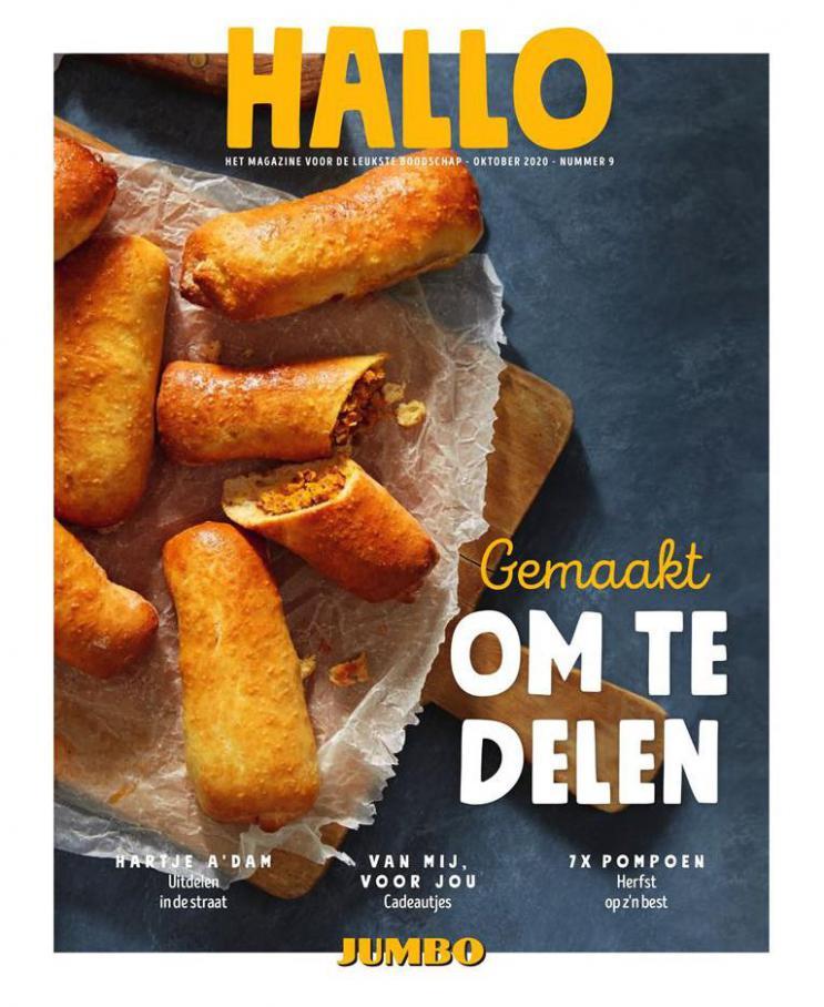 Hallo Magazine . Jumbo (2020-10-31-2020-10-31)
