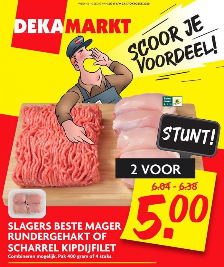 Folder Week 42 . Dekamarkt (2020-10-17-2020-10-17)