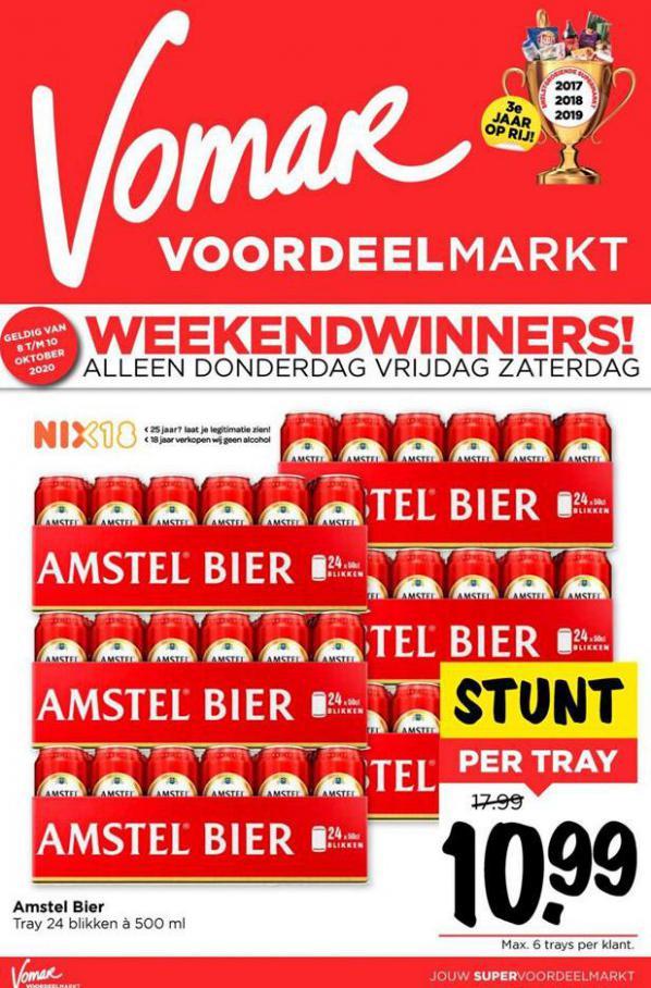 Weekend Folder . Vomar (2020-10-10-2020-10-10)