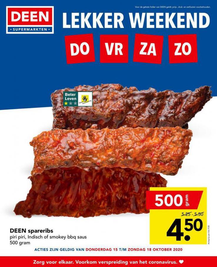 Weekend Folder . Deen (2020-10-18-2020-10-18)