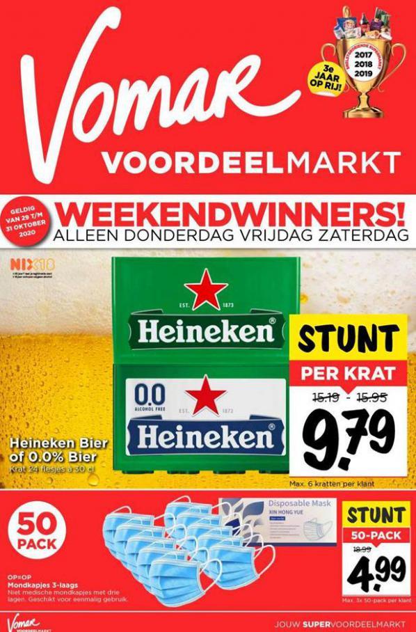 Weekend Folder . Vomar (2020-10-31-2020-10-31)