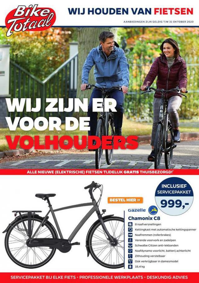 Aanbiedingen Folder . Bike Totaal (2020-10-31-2020-10-31)