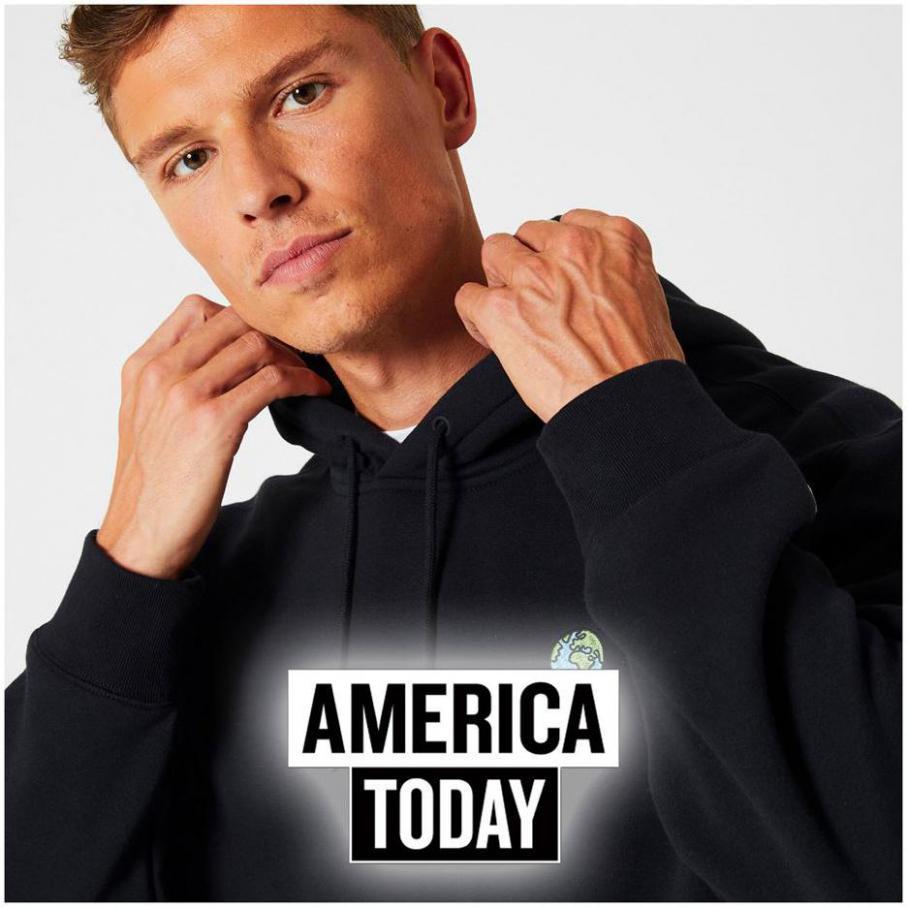 Heren Kleding . America Today (2021-01-13-2021-01-13)