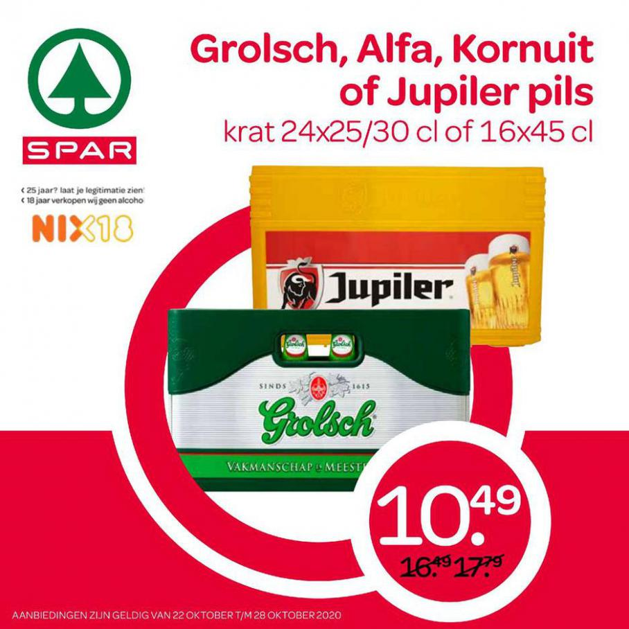 Spar Flyer Week 43 . Spar (2020-10-28-2020-10-28)