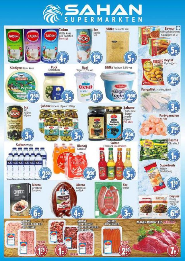 Folder Aanbiedingen  . Sahan Supermarkten (2020-11-15-2020-11-15)