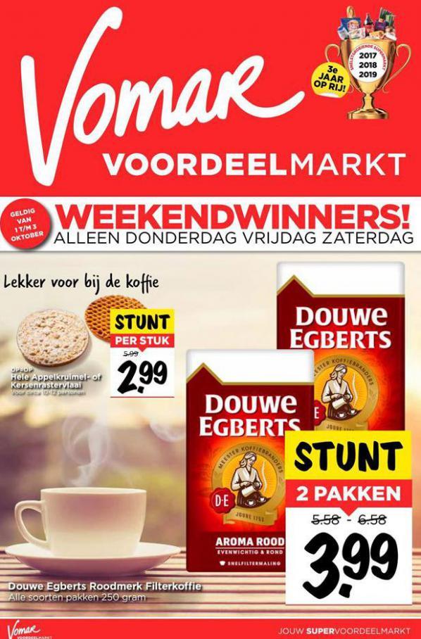 Weekend Folder . Vomar (2020-10-03-2020-10-03)