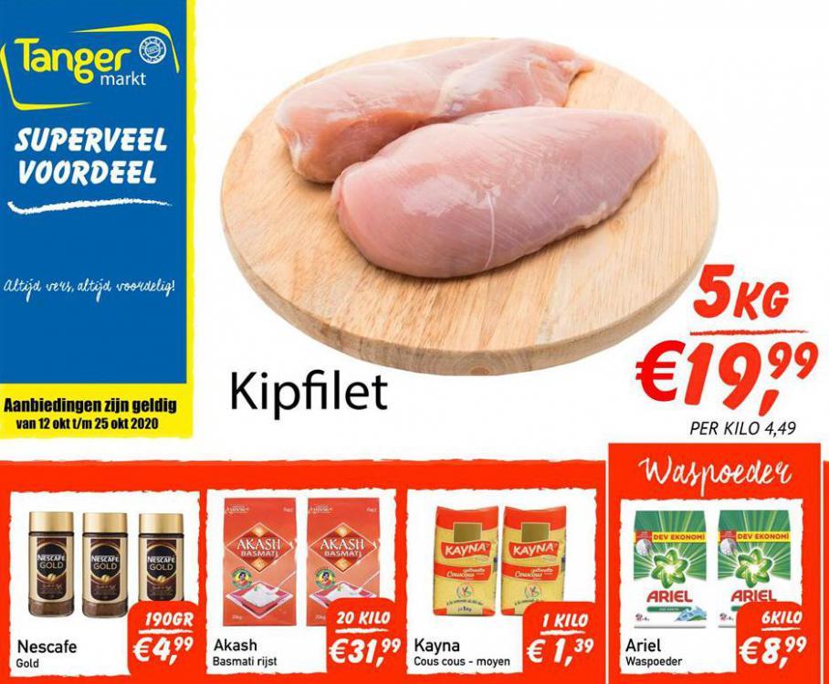 Folder Week 42-43 . Tanger Markt (2020-10-25-2020-10-25)
