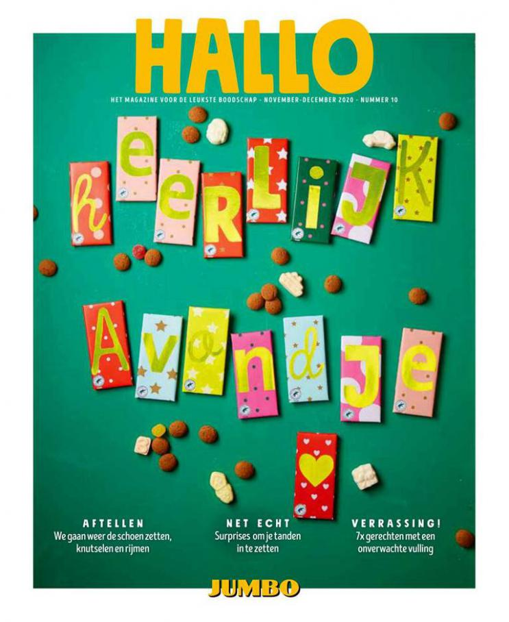 Hallo Magazine . Jumbo (2020-12-31-2020-12-31)