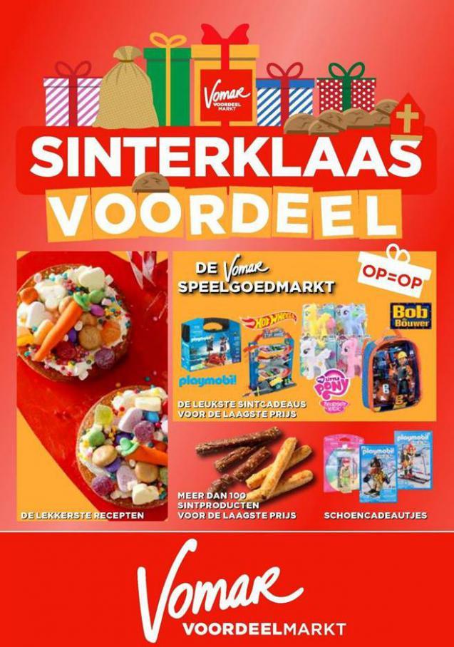 Sinterklaas Voordeel . Vomar (2020-12-05-2020-12-05)