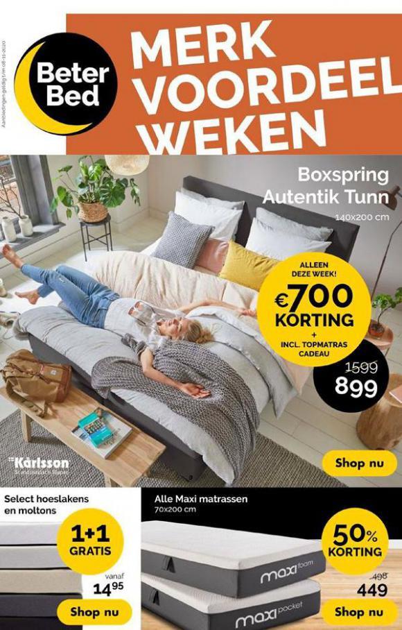Folder Week 45 . Beter Bed (2020-11-08-2020-11-08)