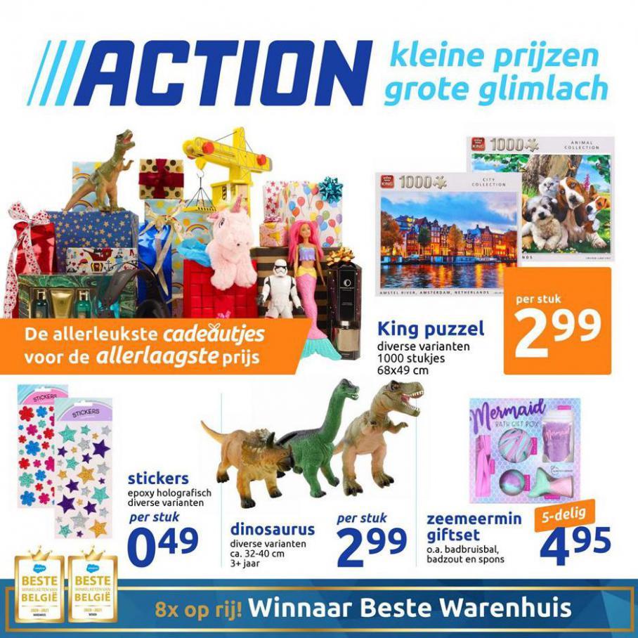 Action Cadeaus folder . Action (2020-11-11-2020-11-11)