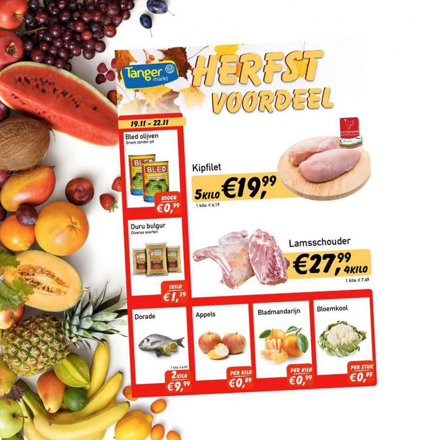Aanbiedingen Week 47 . Tanger Markt (2020-11-22-2020-11-22)