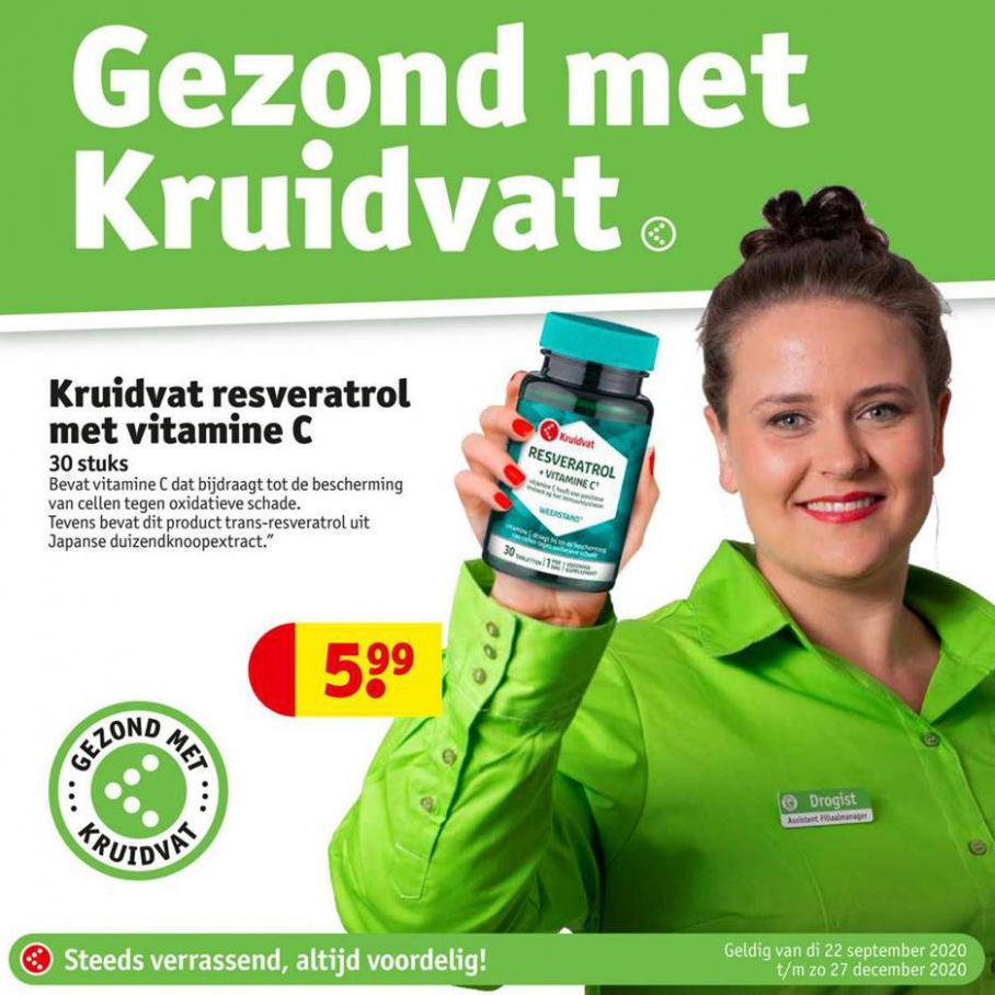 Kruidvat Health Folder . Kruidvat (2020-12-27-2020-12-27)