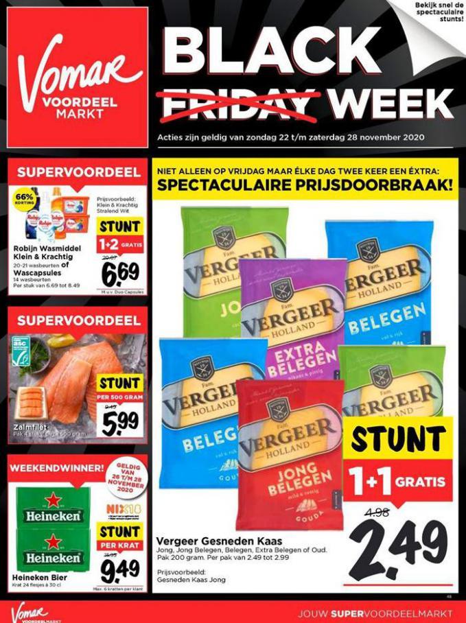 Vomar Black Friday Deals . Vomar (2020-11-28-2020-11-28)