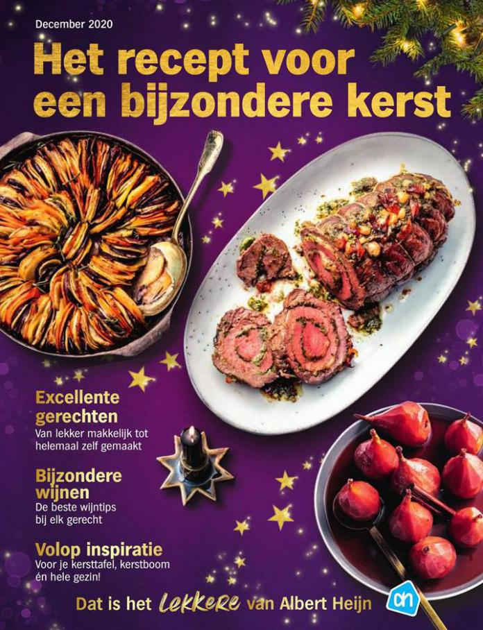 Kerst Magazine . Albert Heijn (2020-12-27-2020-12-27)