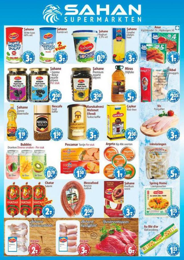 Aanbiedingen Folder . Sahan Supermarkten (2020-12-06-2020-12-06)