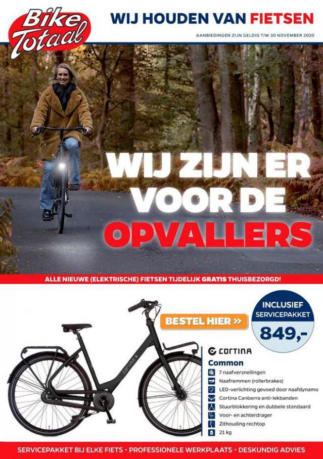 Aanbiedingen Folder . Bike Totaal (2020-11-30-2020-11-30)