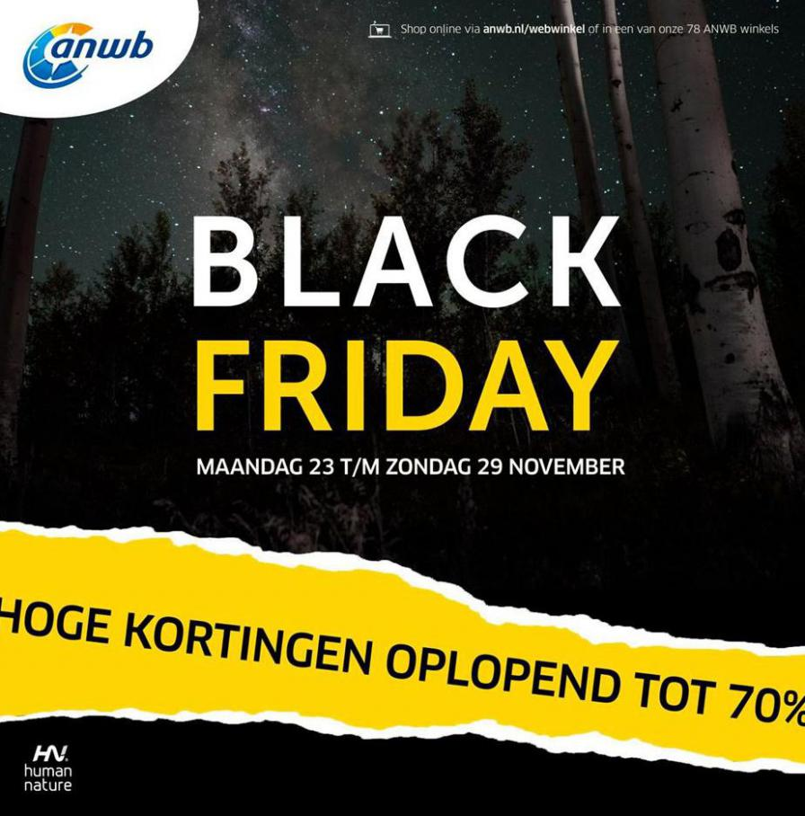 Black Friday ANWB Deals . ANWB (2020-11-29-2020-11-29)