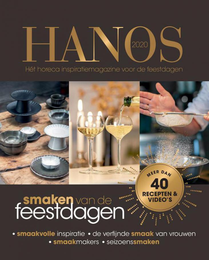 Magazine Feestdagen 2020 . HANOS (2020-12-31-2020-12-31)