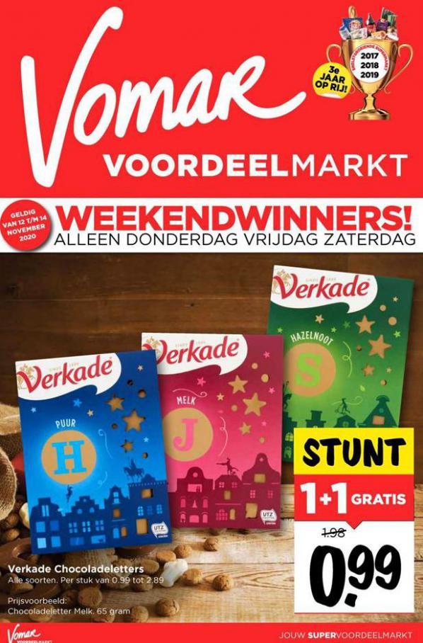 Weekend Folder . Vomar (2020-11-14-2020-11-14)