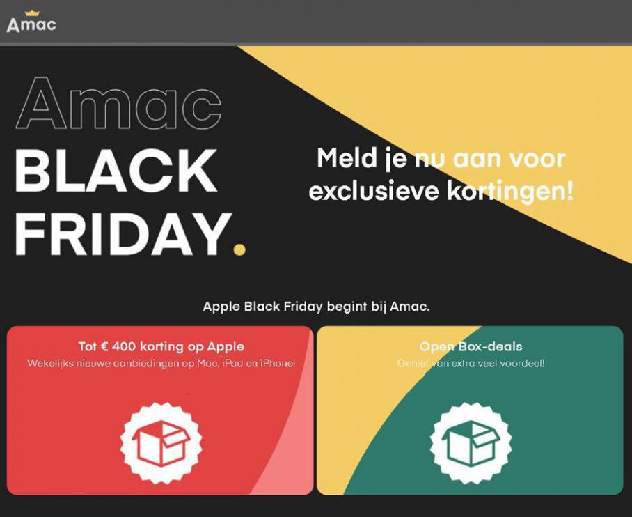 Amac Black Friday Deals . Amac (2020-11-28-2020-11-28)