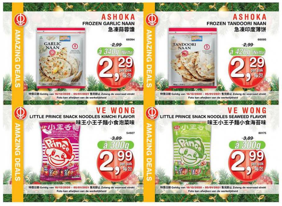 Amazing Deals . Amazing Oriental (2021-01-05-2021-01-05)