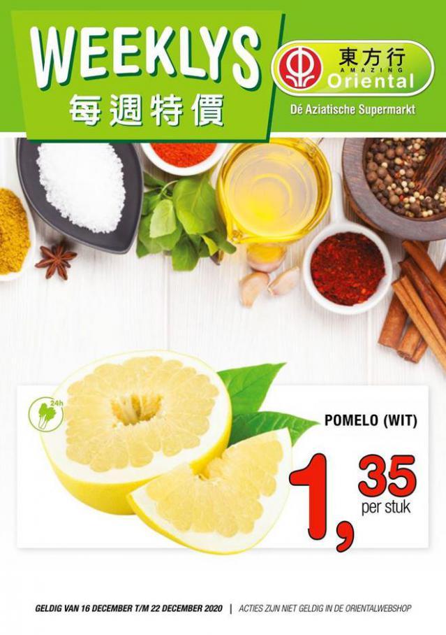 Folder Week 51 . Amazing Oriental (2020-12-22-2020-12-22)